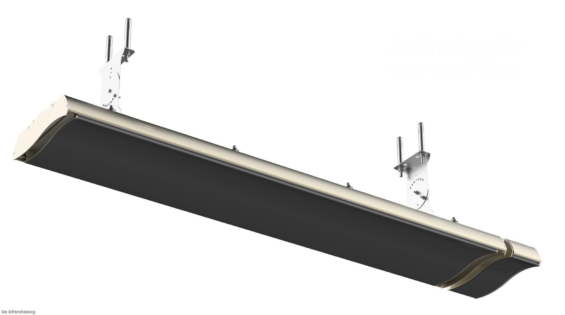 infralogic dunkelstrahler infrarot wintergartenheizung w rmestrahler. Black Bedroom Furniture Sets. Home Design Ideas