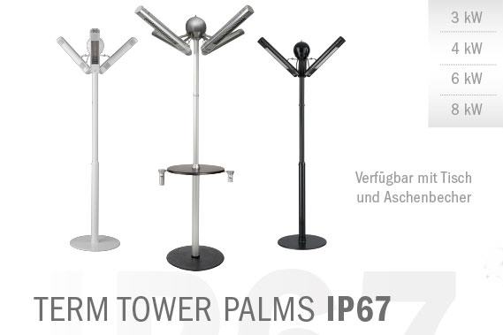 TermTower Palms Set