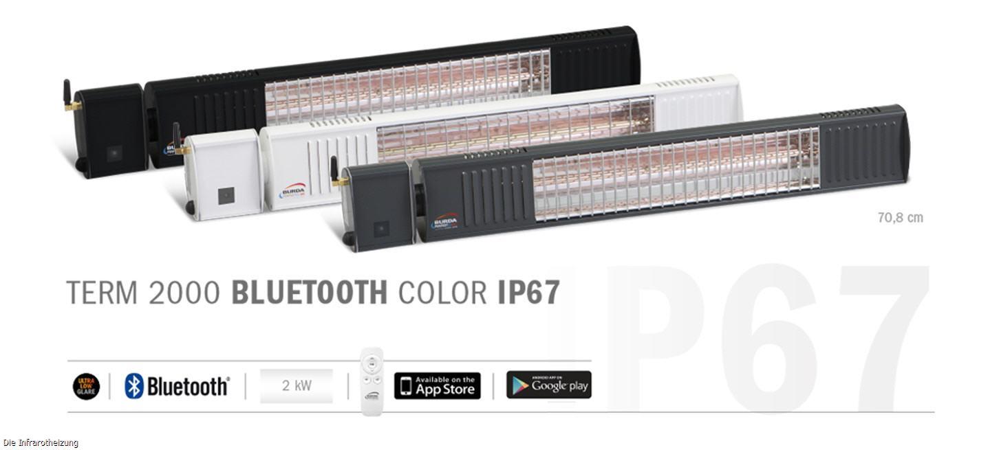 burda term 2000 bluetooth color ip67 terrassenstrahler. Black Bedroom Furniture Sets. Home Design Ideas